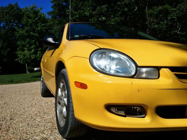 The Pros and Cons of Owning a Yellow Car