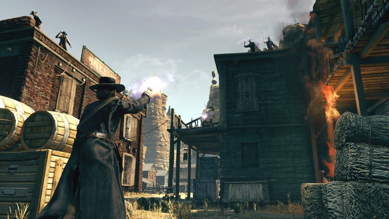 Frankenreview: Call Of Juarez: Bound In Blood