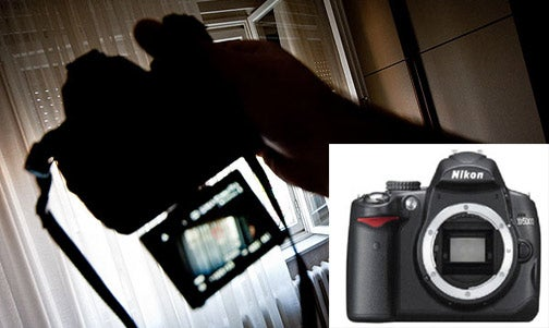 Is This the Nikon D5000, Due May 1st?