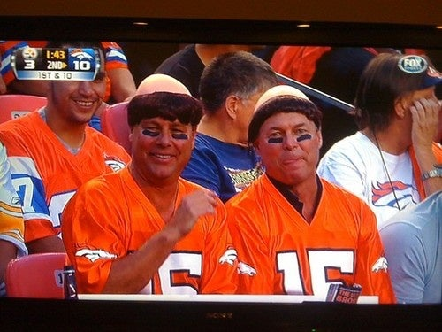 Broncos Fans Try To Make The Tebow Haircut A Thing