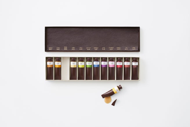 This Pretty Box of Paints Is Actually Filled With Delicious Chocolates