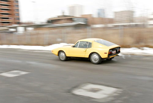 Gallery: Saab Sonett to Detroit