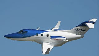 Some context for the HondaJet