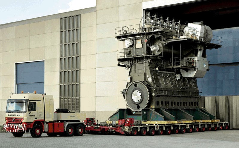 World's Biggest Water Pump Under Construction In New Orleans, Would've Been Cooler Four Years Ago