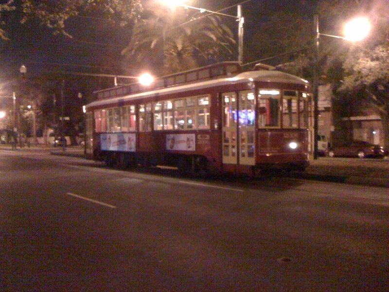 I Was There: The Happiest Abandoned Streetcar In New Orleans