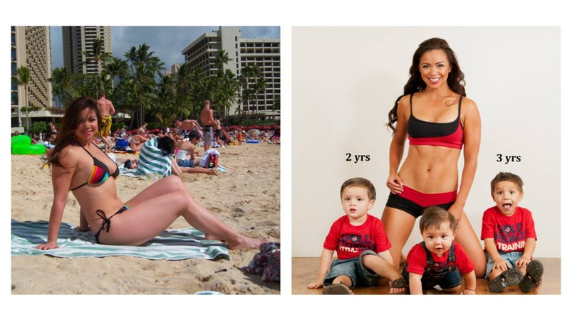 Oh, Great: Fit Mom Is Back and Talking About Being Bulimic