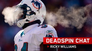 Come Chat Live With Former NFL Running Back Ricky Williams