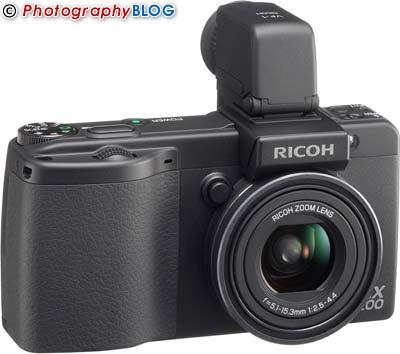 Ricoh Bumps Up Megapixels with the GX200 Camera