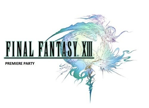 Square Enix FFXIII Event Liveblog Incoming