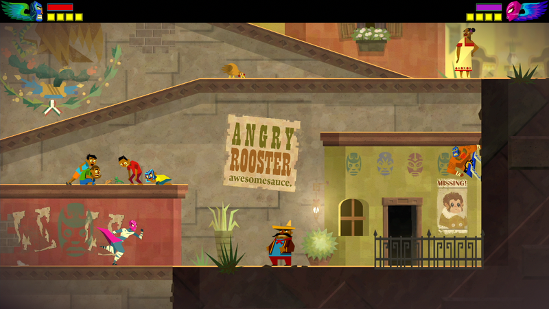I'm Mexican. Am I Supposed To Be Offended By Guacamelee?