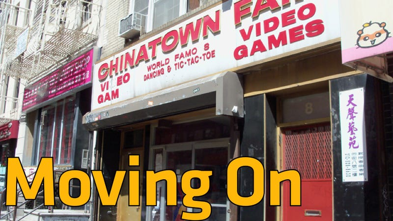Chinatown Fair's Spiritual Descendant Will be a Different Type of Arcade