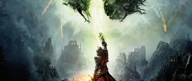 Dragon Age Inquisition Character Poster Dragon Age Inquisition