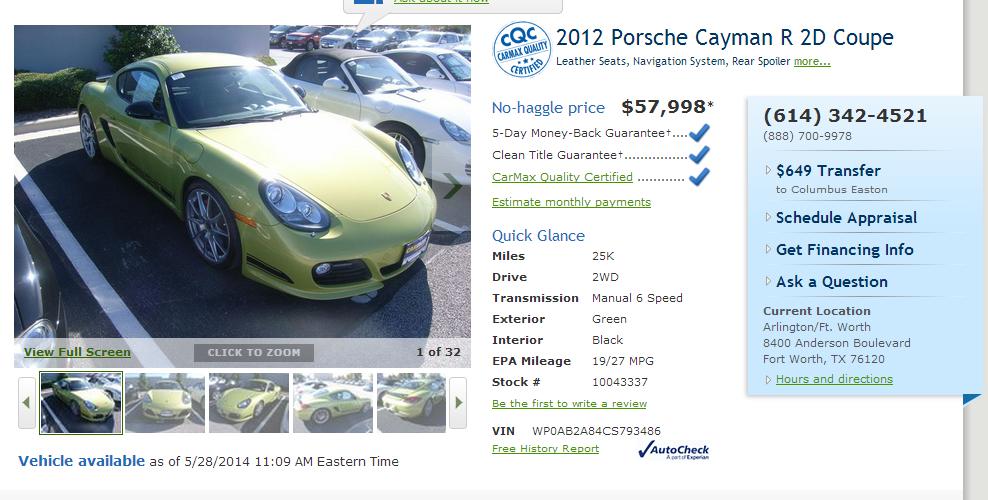 Reddit Buying A Car Carmax