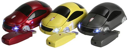 Brando Car Mouse: I Think It's Meant to be a Bug (or a Nissan Micra)