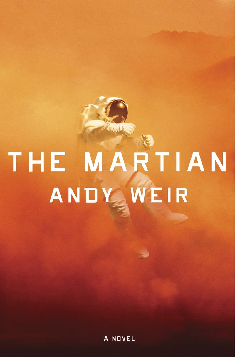 Read an excerpt from Andy Weir's space thriller, The Martian