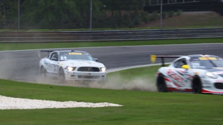 Things Are Still A Bit Awkward In The Pirelli World Challenge Paddock