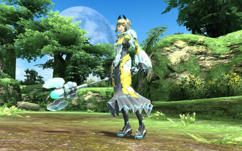 My, Phantasy Star Online 2, Don't You Look Nice