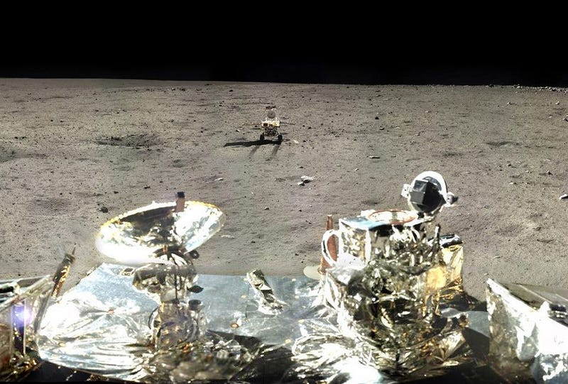 A New Hope: China's Rover May Still Be Alive!