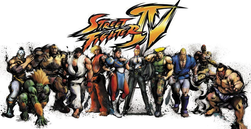 So, Who Is The Most Popular Character From Street Fighter IV?