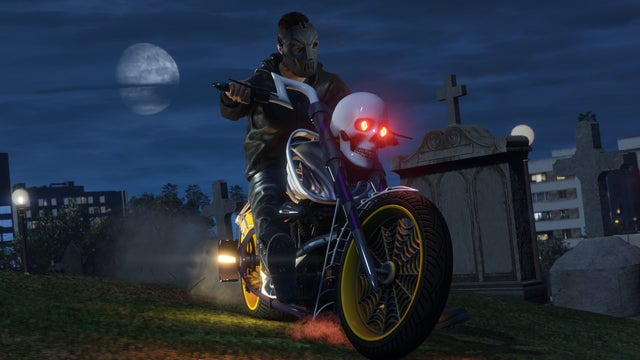 A Few Hours With GTA Online's Halloween Event