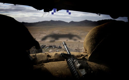 The Secret War Against Afghanistan's Space Invaders