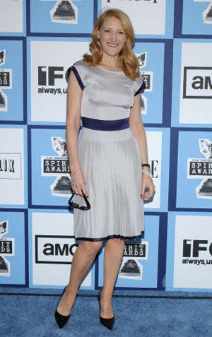 Independent Spirit Awards Attendees Stuck To B&W