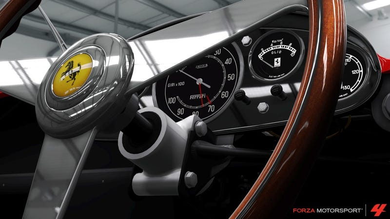 Forza Motorsport 4: First Screen Shots