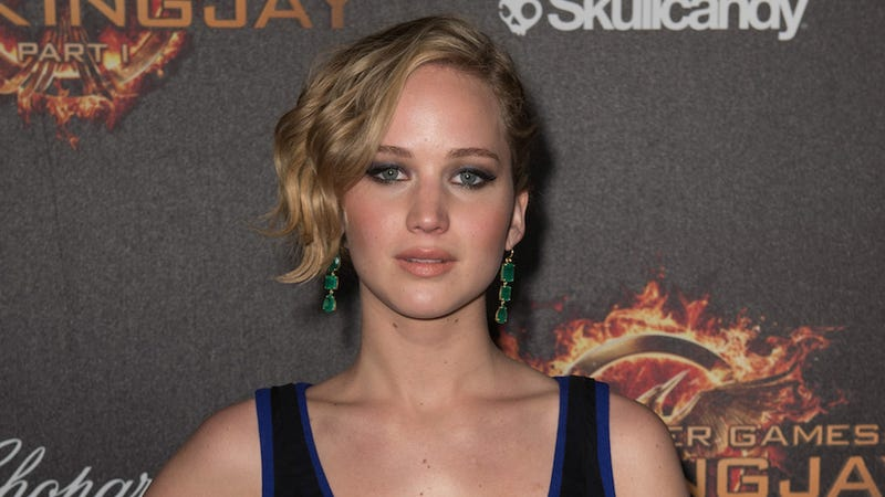 Did Someone Just Leak Nude Photos Of Jennifer Lawrence? [Updated]