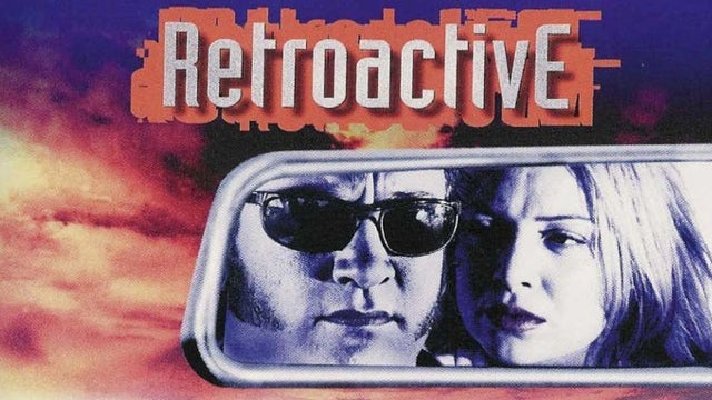 The time travel flick Retroactive is like Groundhog Day with a crazy Elvis impersonator