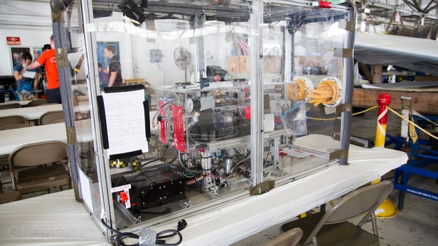 Microgravity University: Testing the Future of Spaceflight in Zero G
