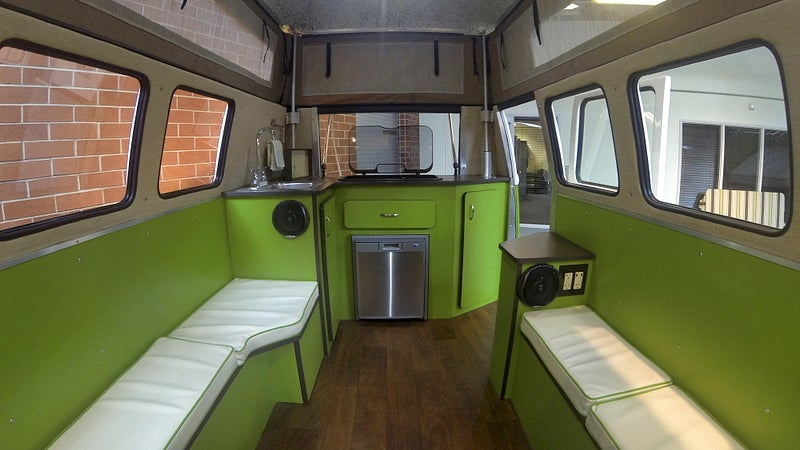 Can't Find a VW Camper Van? This Retro Trailer Is the Next Best Thing