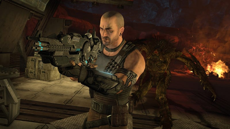 Red Faction Armageddon Brings a New Nano Forge, Alien Cocoons