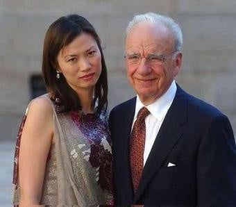 Wendi Deng Murdoch's MySpace Problem