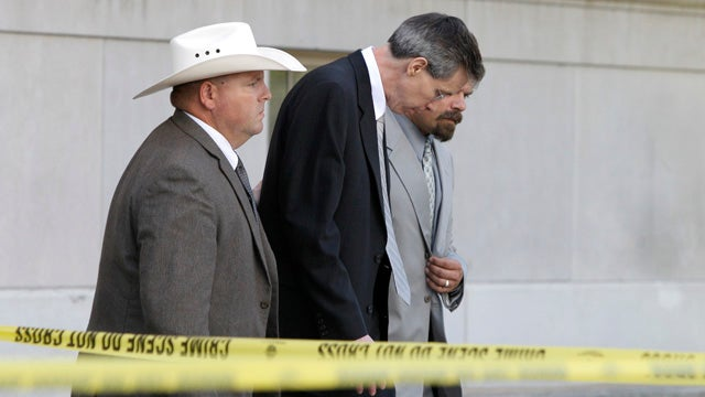 Polygamist Warren Jeffs Found Guilty Of Child Sex Abuse