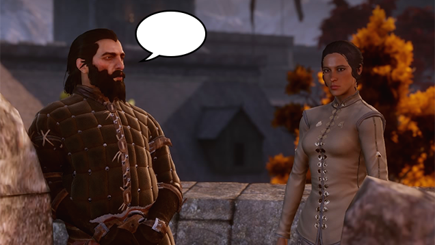 Bummer Dragon Age Bug Makes Your Party Quiet. Too Quiet.
