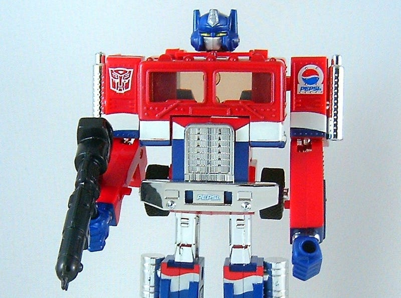 10 Transformers To eBay For