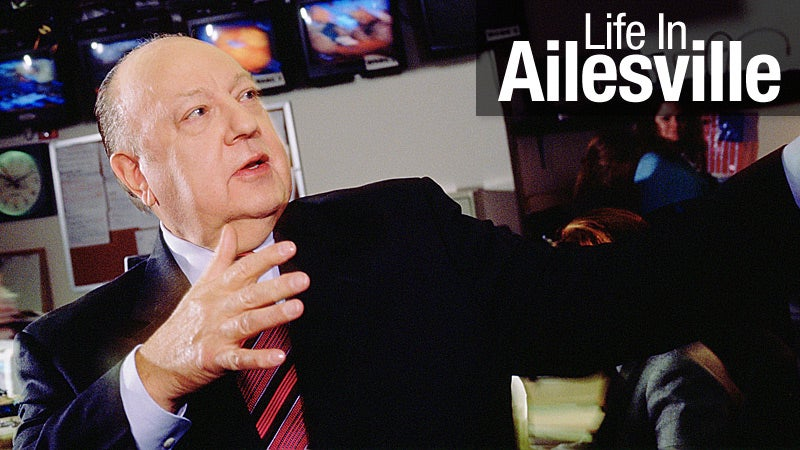 Roger Ailes Continues to Ruin His Adopted Home