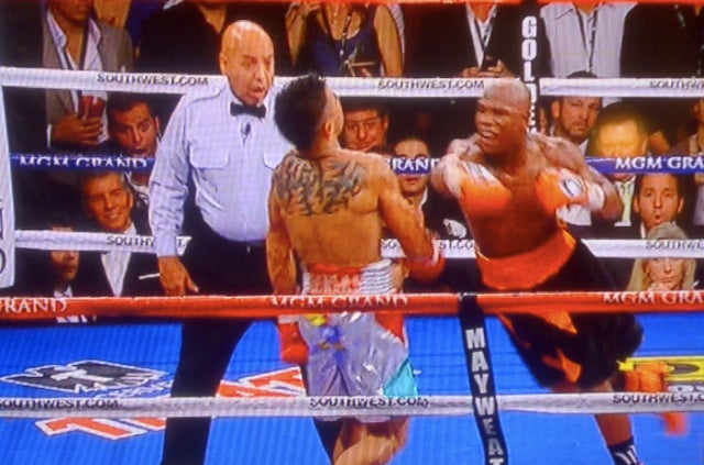 That Mayweather/Ortiz Fight Was Something, Wasn't It?