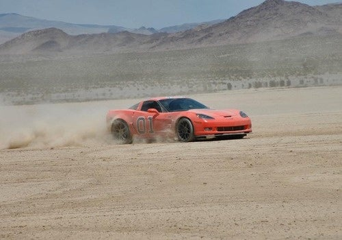 General Lee Corvette ZR1