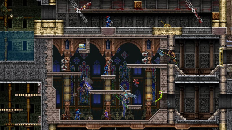 Castlevania HD Screens Are A Sight For Sore Eyes