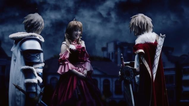 Here's What a Live-Action Square Enix TV Show Looks Like