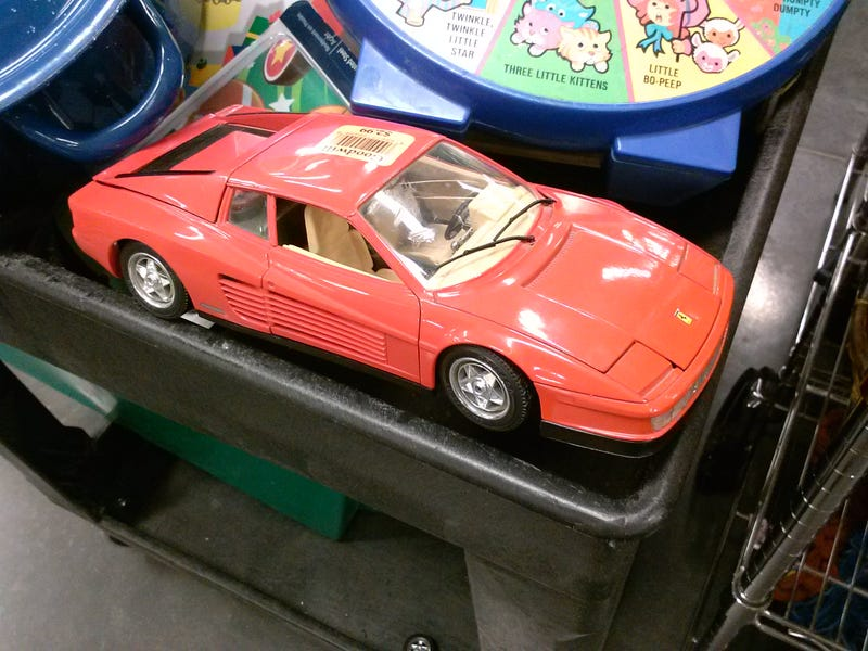 So here's that Ferrari I almost bought yesterday
