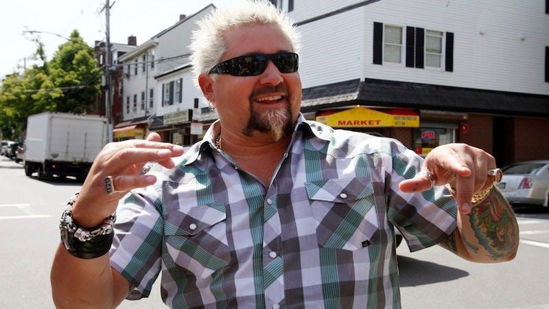 Guy Fieri's Food Empire Now Includes a Vineyard in Sonoma