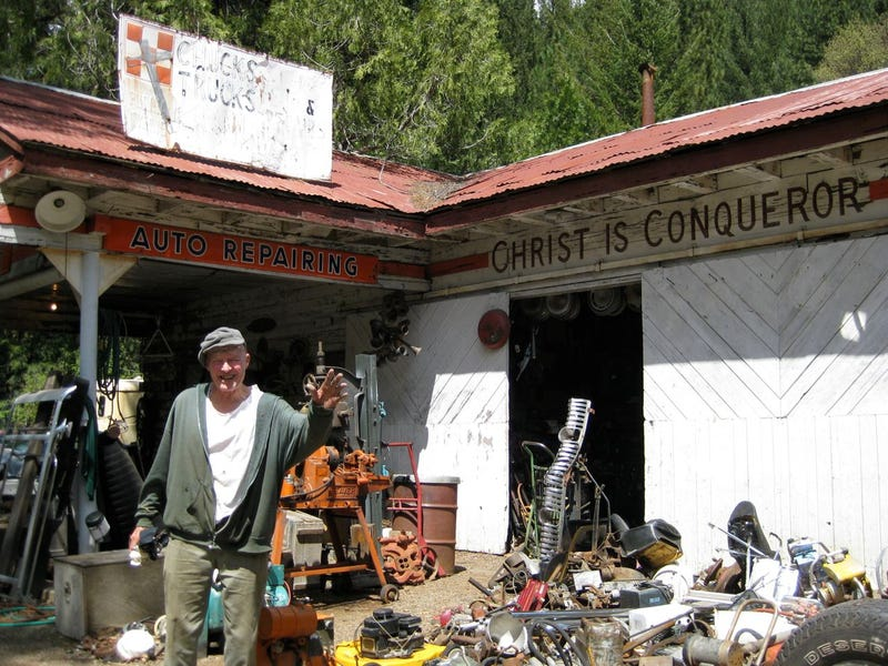 Tire Chains And Lucas Electrics In California's Gold Country: The 2009 Snowball Rally