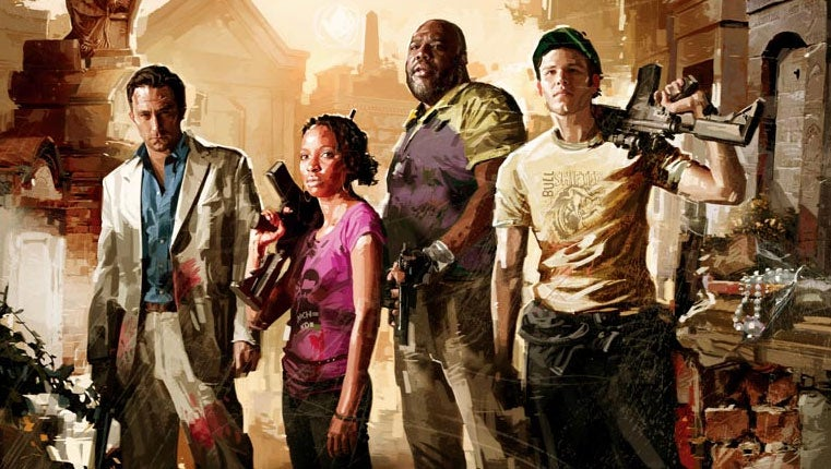 "Left 4 Dead 2's ""The Passing"" Coming March, Followed By Comic, More L4D DLC"