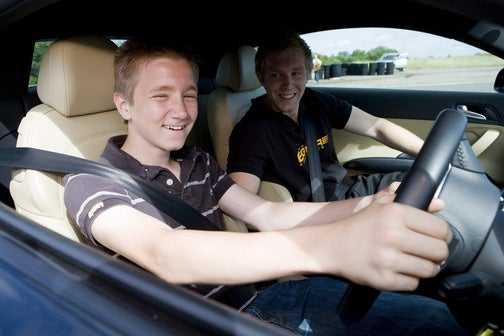 TeenTrackAttack Puts UK Teens In Ferraris, Lambos