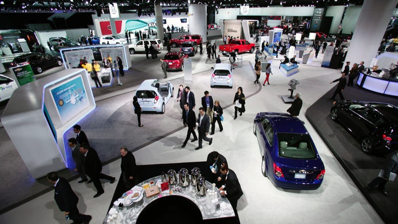 Everything You Need To Know About The 2014 Detroit Auto Show