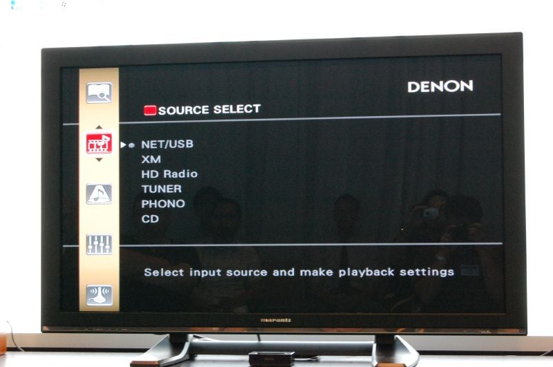 Denon's $5,200 Flagship AVR-5308CI with Wi-Fi, Better Media and Cozy UI (And 12 Other New Receivers)