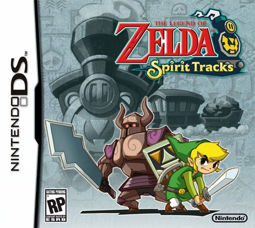 The Legend of Zelda: Spirit Tracks Arriving In December