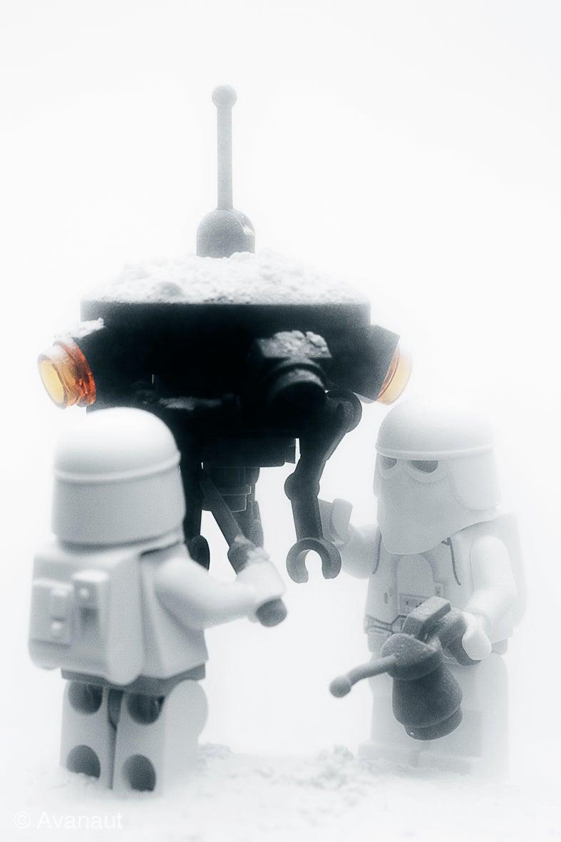 Lego Hoth Gallery
